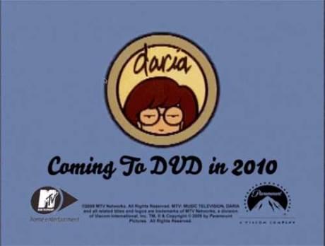 Daria DVD 2010