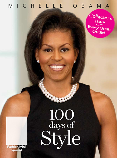 michelle obama 100 days of style